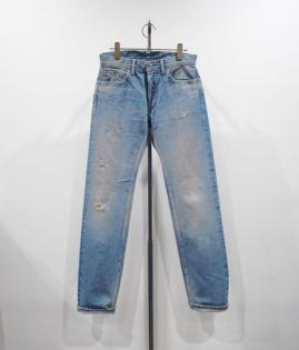 TAPERED STRAIGHT 5P PANTS [VINTAGE WASH]