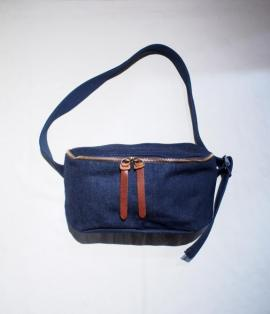 DAILY BAG / 15oz DENIM NAVY-ST