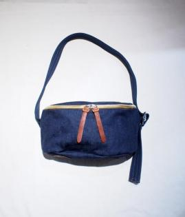 DAILY BAG / 15oz DENIM ORANGE-ST