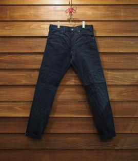 PADDED DENIM PANTS / RIGID