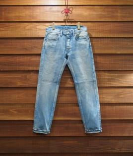 NARROW STRAIGHT JEANS / VINTAGE WASH