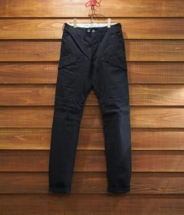 HIDDEN POCKET PANTS / DENIM