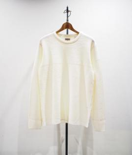 BASCKET KNIT SHIRTS