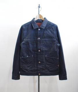 QP DENIM JKT