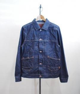QP DENIM JKT / KEVLAR
