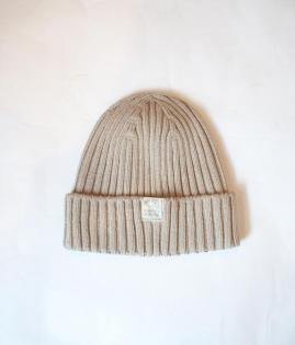 SUMMER COTTON KNIT CAP [WH-BE]