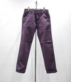 STRAIGHT TWILL PANTS
