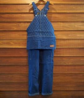 UNION ALL WITH WORK APRON / DENIM