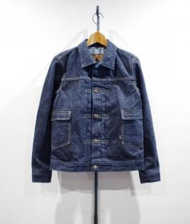 DENIM JUMPER / KIBATA YELLOW-ST
