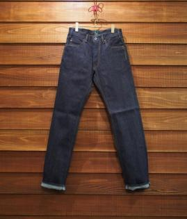 LOOSE STRAIGHT DENIM PANTS / RIGID