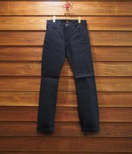 BOOTS-CUT DENIM PANTS / RIGID
