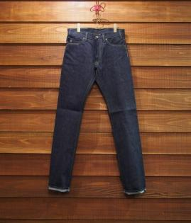 TIGHT STRAIGHT DENIM PANTS / RIGID