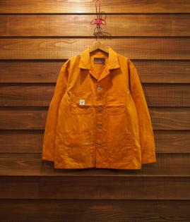 COVERALL / NYLON-LINEN [OR]