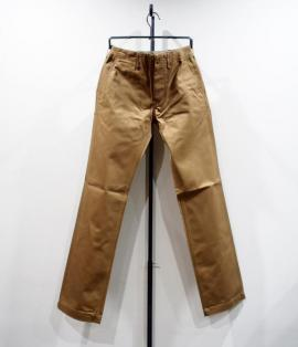OFFICERS CHINO TROUSERS