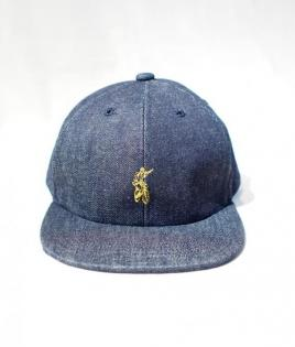 6P DENIM CAP