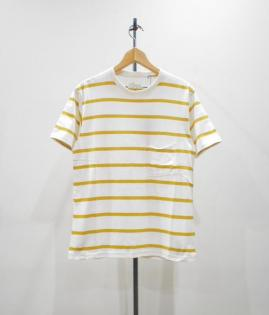 BORDER POCKET T-S