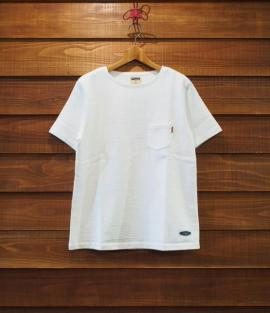 BOAT NECK HEAVY TEE