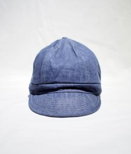 COLOR DENIM WORK CAP