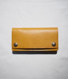 LEATHER LONG WALLET / THE FOOL