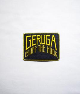 CUSTOM WAPPEN / GERUGA IS OFF THE HOOK
