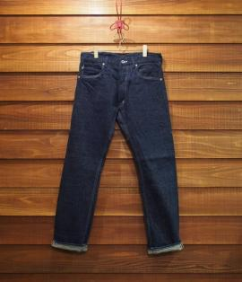 REGULAR TIGHT STRAIGHT PANTS / DENIM
