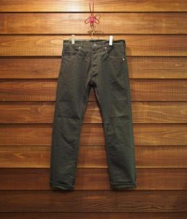 REGULAR TIGHT STRAIGHT PANTS / OX