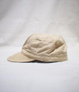 COTTON WORK CAP / CHINO