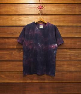 UNVEN DYEING TEE [AB]