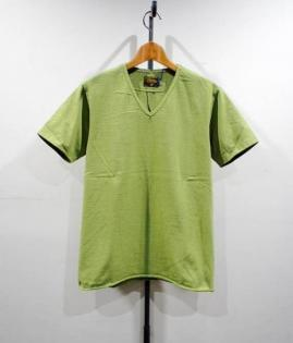 HEAVY DUTY V-NECK T-S