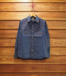 QUILTING WESTERN SHIRTS / CHAMBRAY