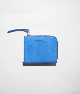 SUEDE ZIP CASE / SHORT