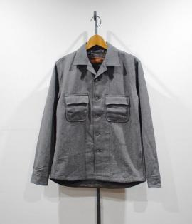 OPEN COLLAR OUTER SHIRTS -C/W FLANNEL-