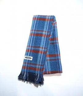 WOOL CHECK STOLE