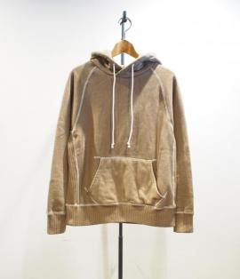 PULL OVER SWEAT PARKA