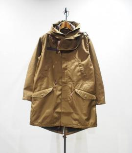 FISHTAIL PARKA / PLAIN