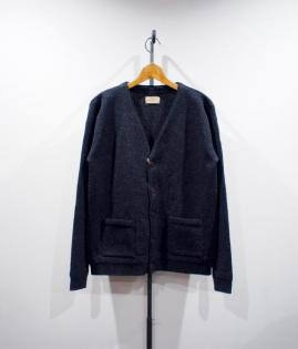 HEAVY GAUGE KNIT CARDIGAN