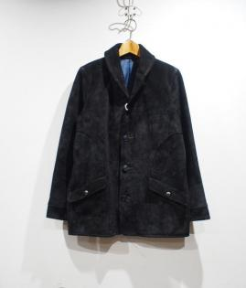 SHAWL COLLA DRIVING JACKET