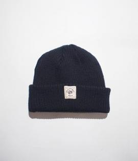 DOUBLE COTTON KNIT CAP