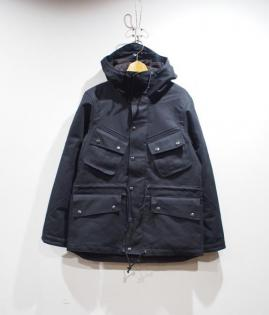 MOTORCYCLE HEAVY PARKA