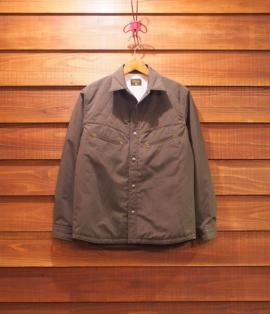 QUILTING OUTER SHIRTS / E/C