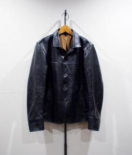SHORT JKT / HORSE HIDE