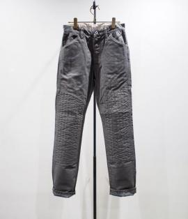 VERTICAL PADDED COTTON DUCK PANTS