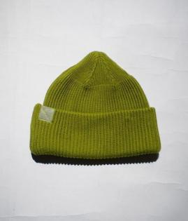 DOUBLE KNIT CAP -COTTON-