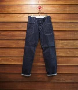 HOLIDAY PANTS / 13oz DENIM