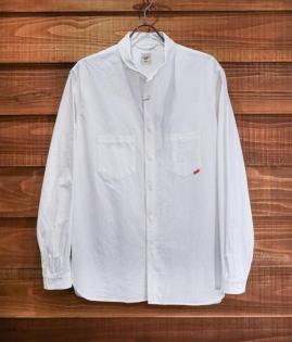 ROUND COLLAR SHIRTS / SUNNY DRY COTTON