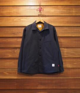 ▶︎ CURVE POCKET SHIRTS / COTTON